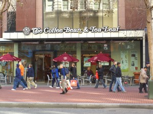 The Coffee Bean and Tea Leaf - San Francisco