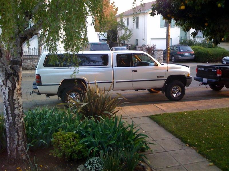 1997 Dodge Ram 2500 CTD
